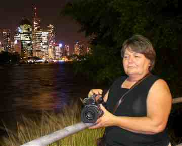 Cyndy Brisbane Skyline