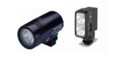 Tungston on-camlights