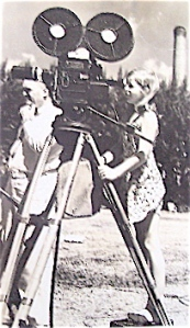 Marcia Miner, daughter of Charles Peden