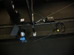 1K Arri mounted in light grid
