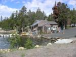 The store at Caples Lake Resort